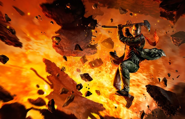 Análisis de Red Faction Guerrilla Re-Mars-Tered, un regreso al Planeta Rojo que ya no cuenta con el mismo impacto