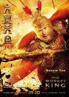 'The Monkey King', tráiler y carteles del blockbuster chino en 3D