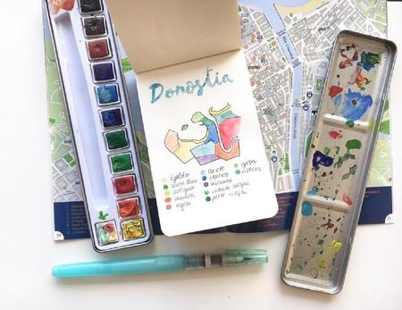 Si te gusta viajar, un cuaderno de viaje puede ser tu mejor compañero y aquí te enseñamos nuestros favoritos