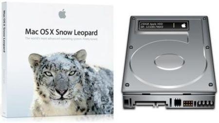 Apple admite el error en Snow Leopard que borra información del disco duro