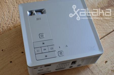 3M MP410 prueba xataka controles