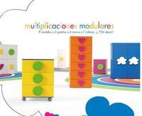 Multiplicaciones modulares de Ágatha Ruiz de la Prada
