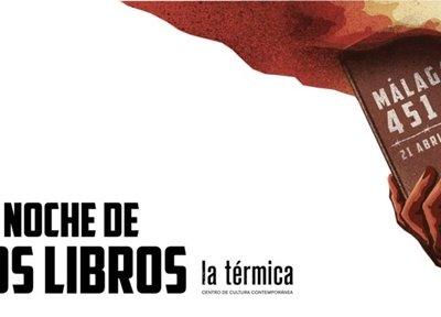 Málaga 451, llega un año más la Noche de los Libros