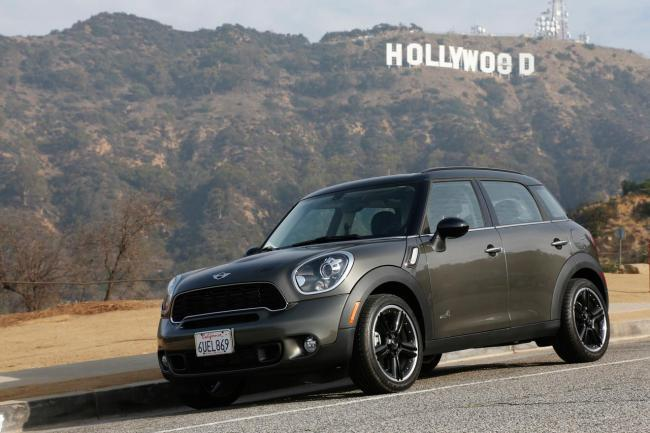 MINI Countryman frontal