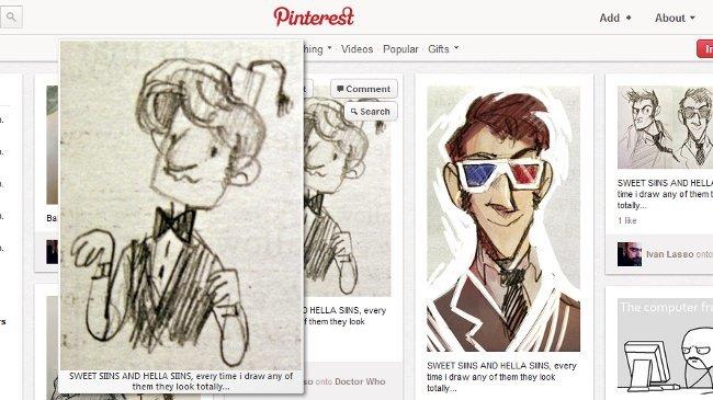 Pinterest Zoom: ver las imágenes a tamaño completo