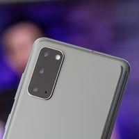 Cómo configurar la interfaz de cámara en un Samsung con One UI