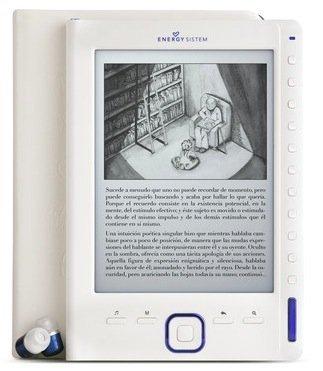 Energy Book 2160 en vídeo, un libro electrónico equilibrado