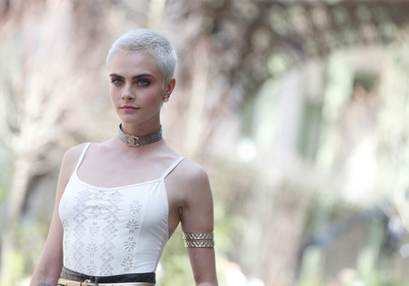 Cara, Katy, Kristen y Tilda: el pixie más platino se impone en Paris