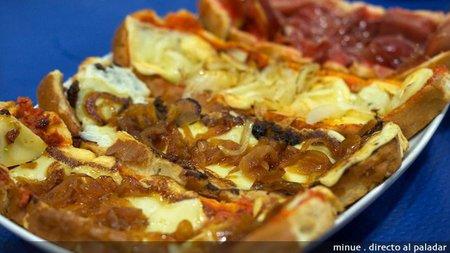 Restaurante villaplana - tostas