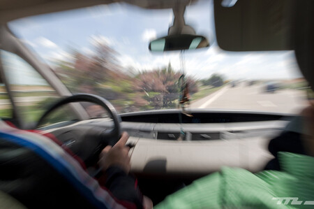Conductor irresponsable del año: positivo en cinco drogas, sin seguro ni ITV y saltándose el confinamiento