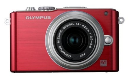 Olympus E-PL3 roja