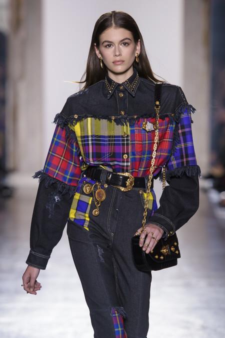 Versace Otoño-Invierno 2018/2019: el exceso hecho realidad