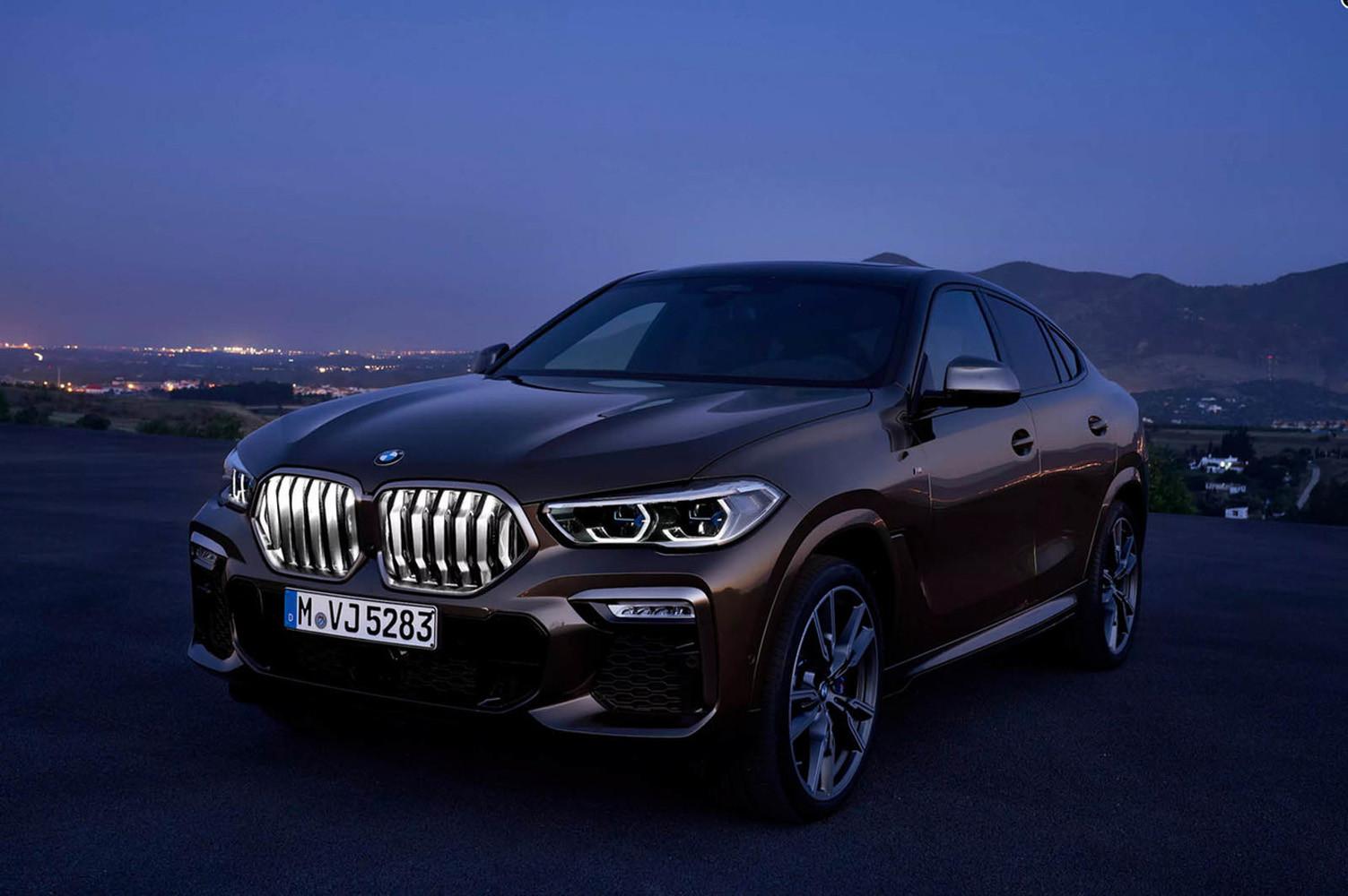 Foto de BMW y la evolución de sus riñones (12/18)