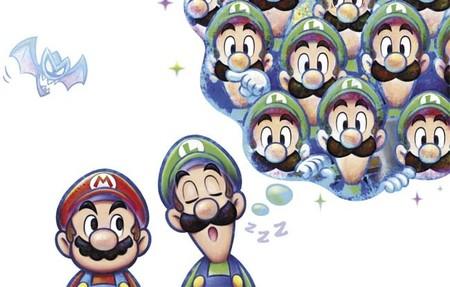 'Mario & Luigi Dream Team': primer contacto