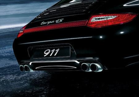 El Porsche 911 Carrera estrena nuevos escapes