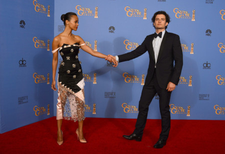 No hay dress code que se resista a Zoe Saldana