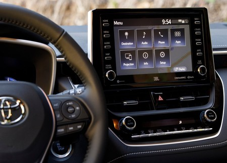 Que siempre sí, Toyota agregará Android Auto a sus coches