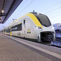 Siemens desplegará sus trenes eléctricos de batería en Alemania: hasta 80 km de autonomía sin catenarias
