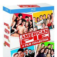 Colección American Pie, con las cuatro películas en Blu-ray, por 12,89 euros