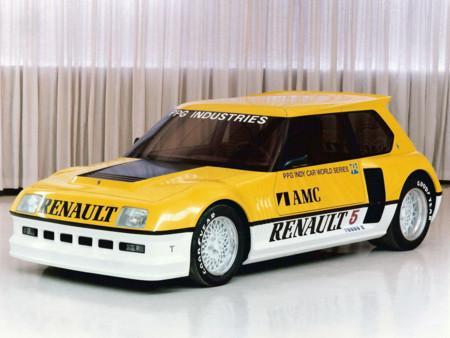 El Renault 5 Turbo II PPG Pace Car es el safety car más cool de la historia