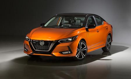Nissan Sentra 2020 17