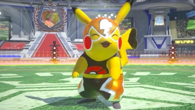 Pokken Tournament Wiiu Pikachu