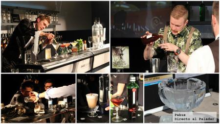 cocteles bartender