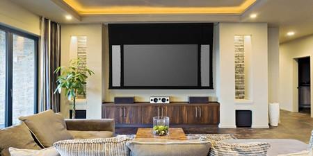 Stewart Gemini, un sistema de doble pantalla para proyectar con y sin luz ambiental