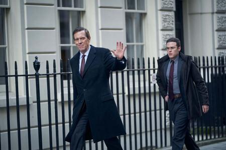 Tráiler de 'Roadkill': Movistar+ anuncia el estreno de la nueva miniserie protagonizada por Hugh Laurie