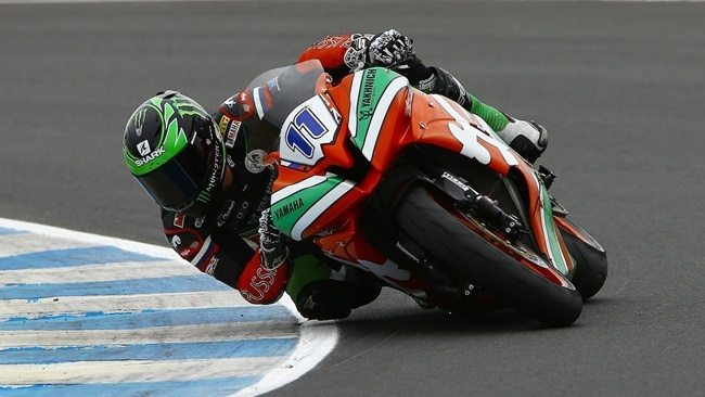 Sam Lowes en Australia