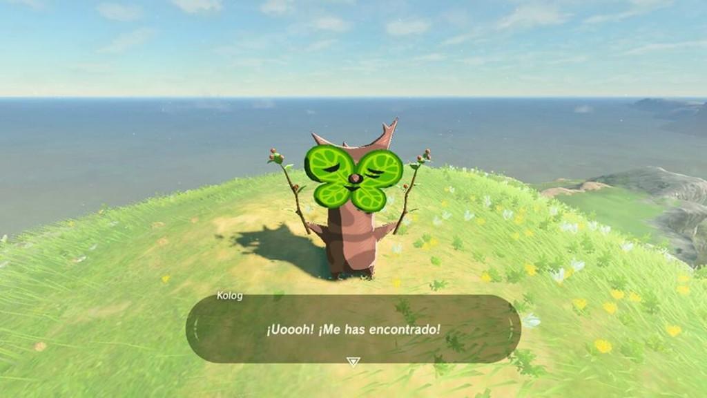 Un glitch en Zelda: Breath of the Wild permite conseguir semillas Kolog hasta hartarse