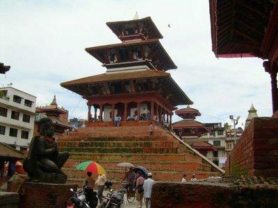 Tómale el pulso a Kathmandu en su Durbar Square