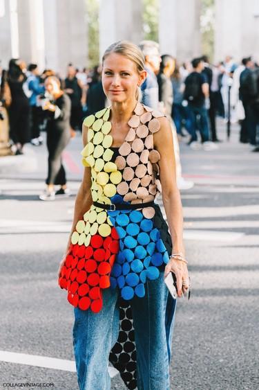 La street styler del momento es rubia, empresaria y responde al nombre de Holli Rogers