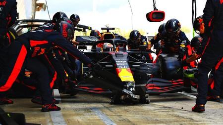 Verstappen Espana F1 2020