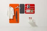 ¿Buena o mala idea? Materiales textiles en accesorios de almacenaje de pared
