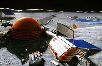 ¿El deterioro orbital de la Luna podría acelerarse si construimos una base lunar?