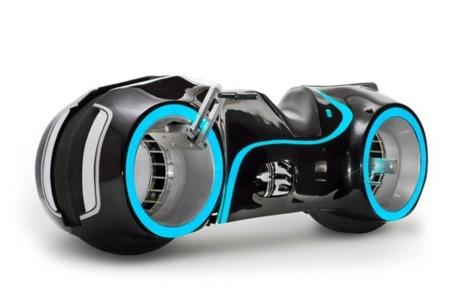 Una réplica de la motocicleta de TRON puede ser tuya