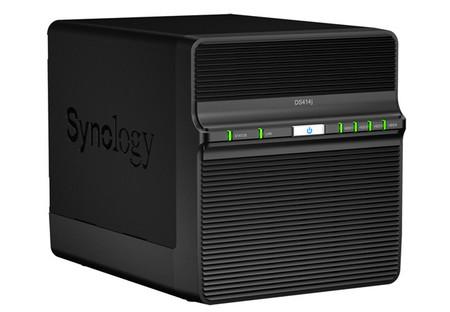 Synology DS414j, el NAS de la firma que ahora soporta unidades de 5TB