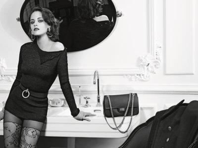 Kristen Stewart posa para Karl Lagerfeld como musa de Chanel