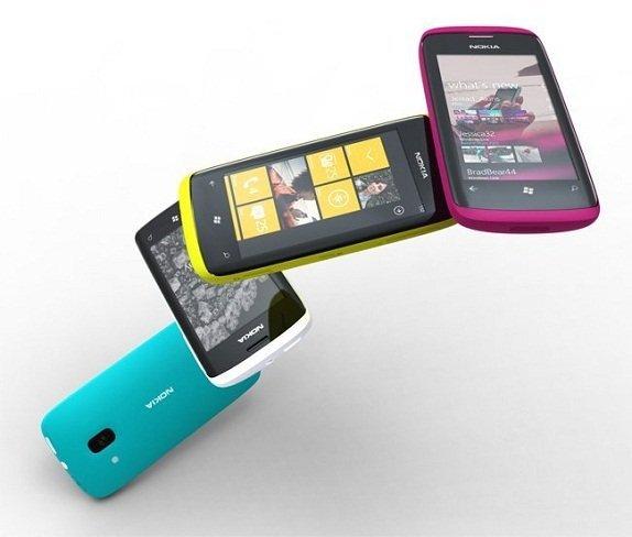 Conceptos de Nokia con Windows Phone 7