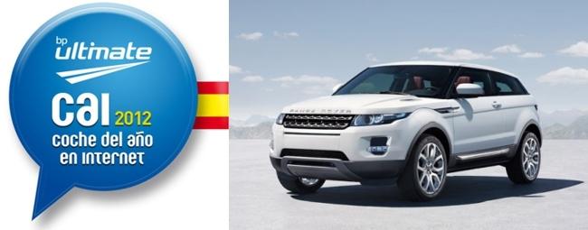 CAI 2012 Range Rover Evoque