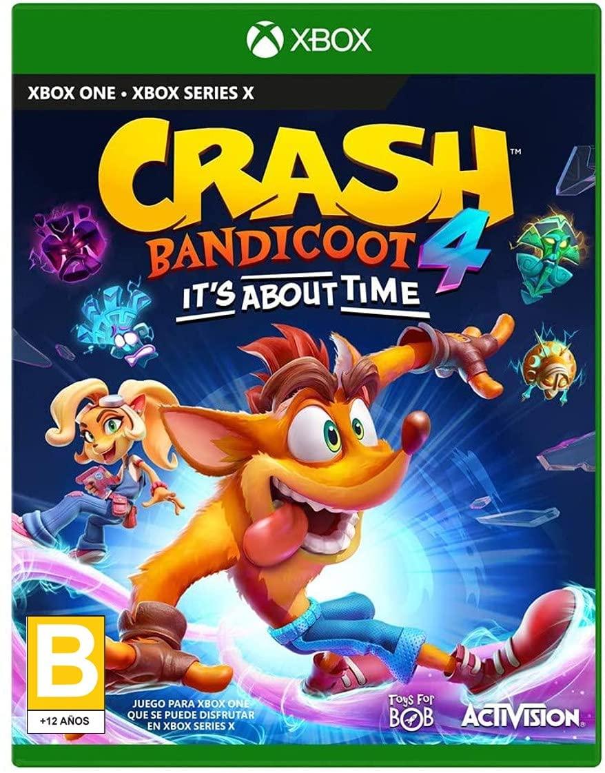 Crash Bandicoot 4: It's About Time para Xbox