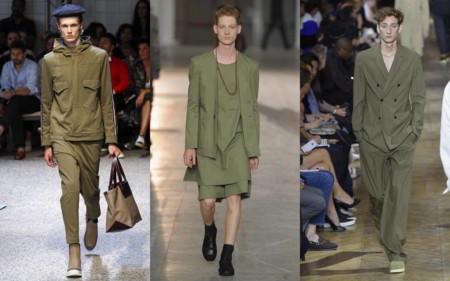 Verde fatiga: el color de la naturaleza (muerta) que se convierte en tendencia