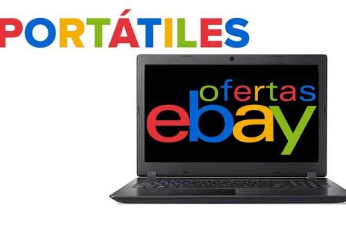 9 ofertas en portátiles Apple, ASUS o Acer: teletrabajar te sale más barato comprando tu equipo en eBay