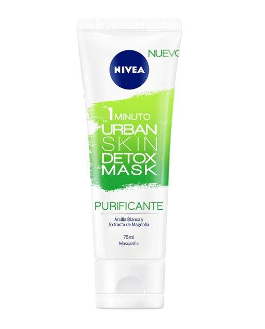 Mascarilla Urban Skin Detox Nivea
