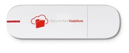 Vodafone le pone un disco duro virtual a su lápiz 3G