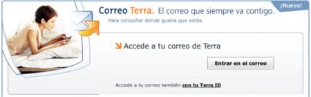 Terra.es cierra su servicio de correo electrónico