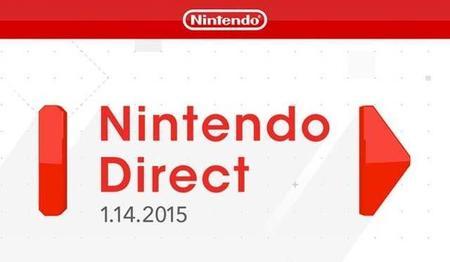 El 14 de enero tendremos el primer Nintendo Direct del año