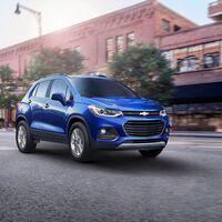 A falta de Tracker, la Chevrolet Trax estrena un motor más potente en EE. UU.