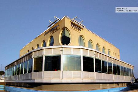 Restaurante Dársena, un clásico en el puerto de Alicante